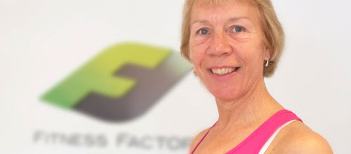Instructor profile: Brenda